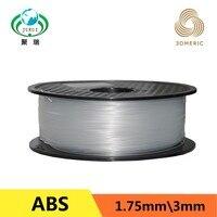 ABS 1.75mm 3D Żarnik drukarki 1 kg/2.2lbs plastikowe drukowanie 3D Eksploatacyjne Materiał filamento