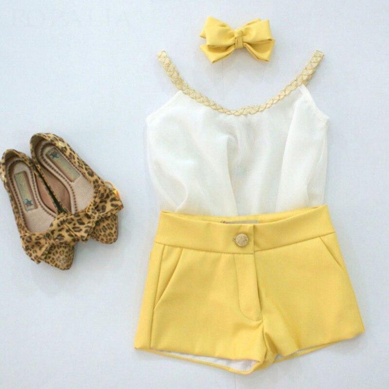 qianquhui Summer Children Clothing Clothes Kids Set