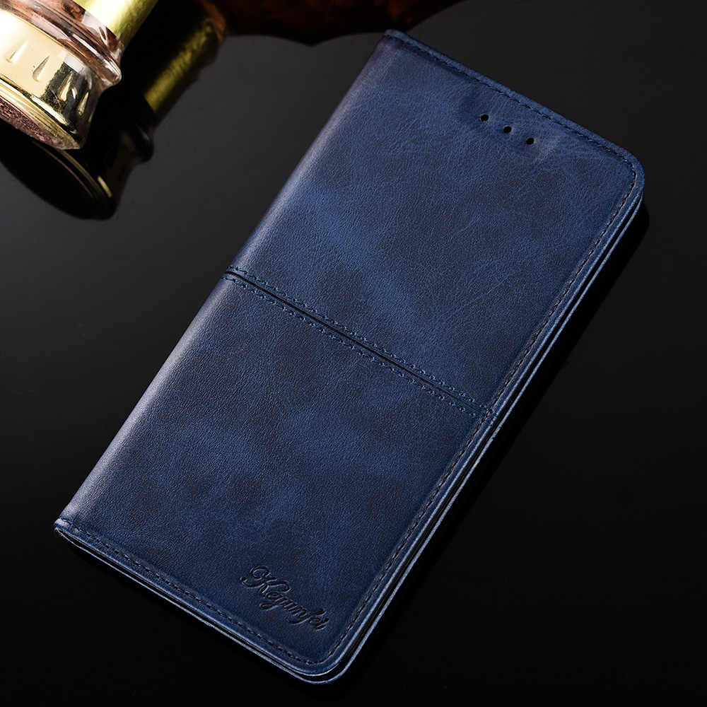 PU Leather Case For Huawei Y3 Y5 II Y6 Y7 Prime 2017 2018 Y9 2019 Enjoy 7 8 9 plus 8E lite 7S 6 6S 5 5S Fundas Stand Phone Case