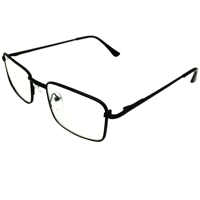Reading Glasses Stylish Readers Eyeglasses Brand Eyewear Specs Black ...