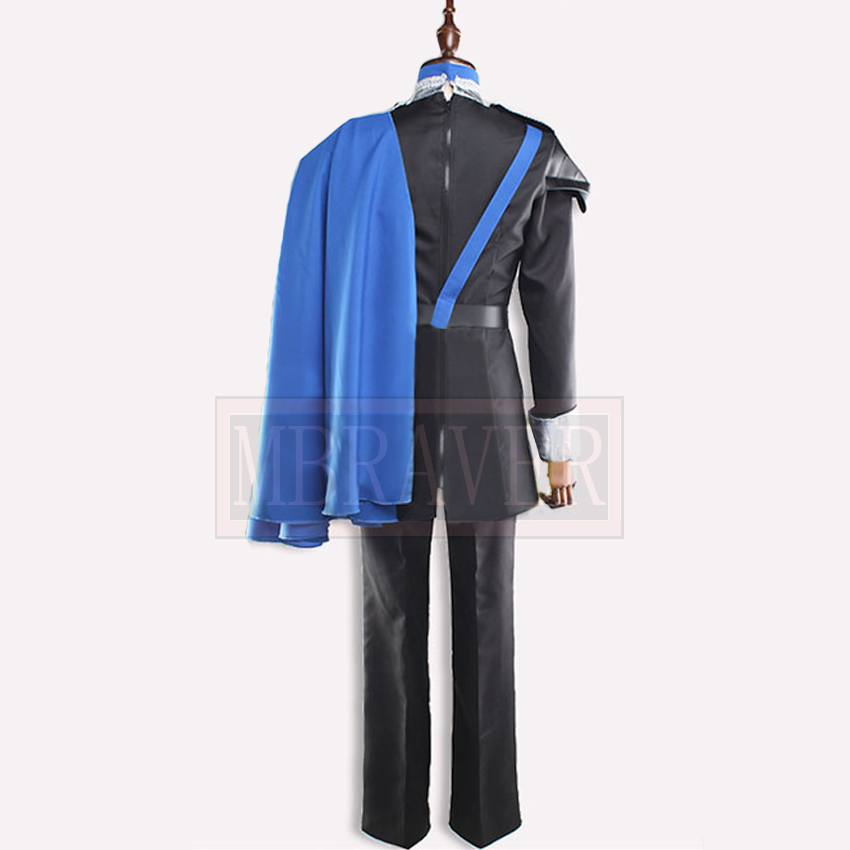 ThreeHouses Dimitri Alexandre Bladud Cosplay costume Custom made Fire Emblem
