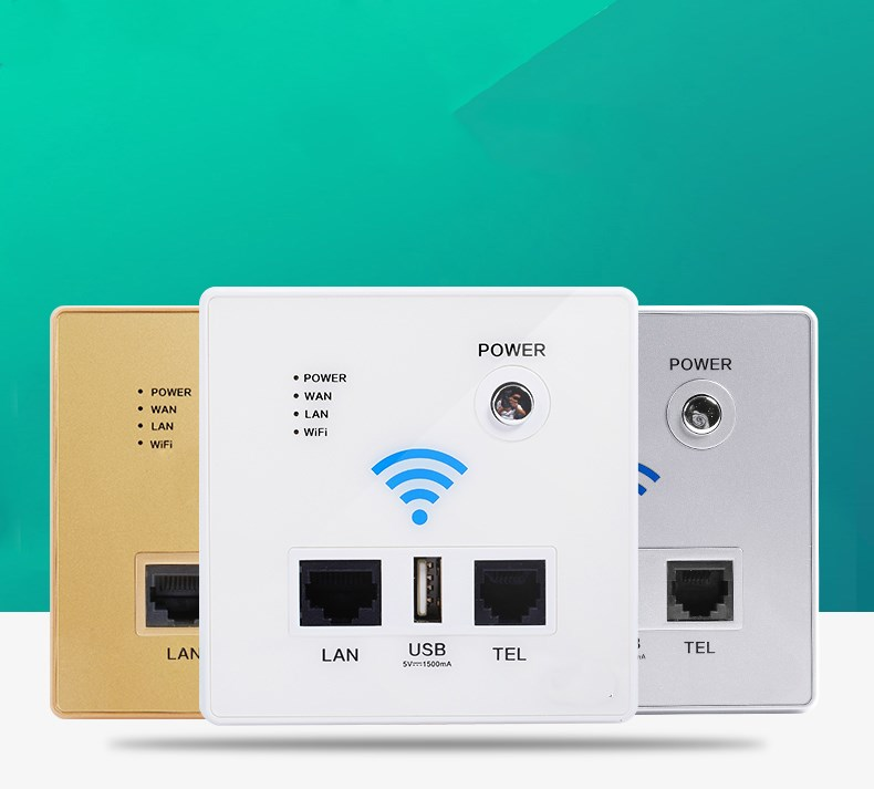 New into the wall hotel wifi relay indoor 86 wall wireless router phone socket 220v 2015 new arrival 12v 12volt 40a auto automotive relay socket 40 amp relay