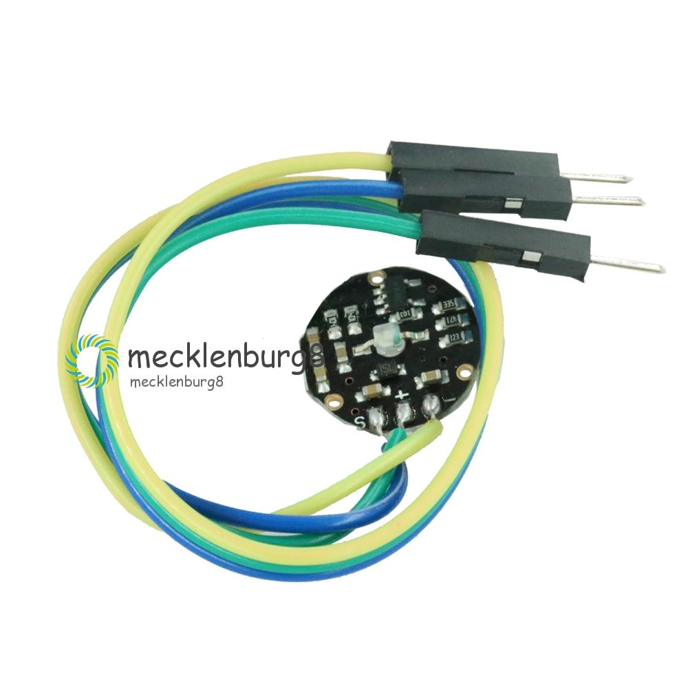1 pcs Cardiac pulse Sensor for pulse Arduino open source hardware Developmen  fu