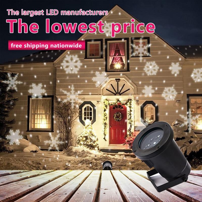 Proiettore Luci Laser Natale.Ip65 All Aperto Luce Della Fase Del Laser Elf Luci Di Natale
