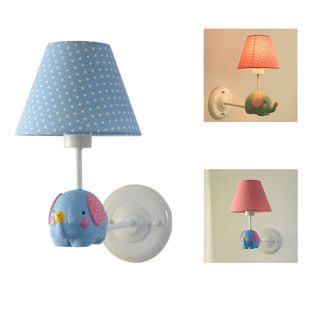 Cute gift for baby cartoon animal wall light lamp sconce kids child cute gift for baby cartoon animal wall light lamp sconce kids child children room small elephant aloadofball Image collections