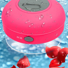Wireless Bluetooth Speaker Portable Waterproof Shower Subwoofer Speakers With Hands-Free & Suction Cap Speaker for iphone Xaomi