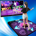 NEW Multifunctional Non-slip Dancing Step Dance Mats with 0.99 million songs Pads to TV Pc USB Chinese Ultra HD  PVC carpet