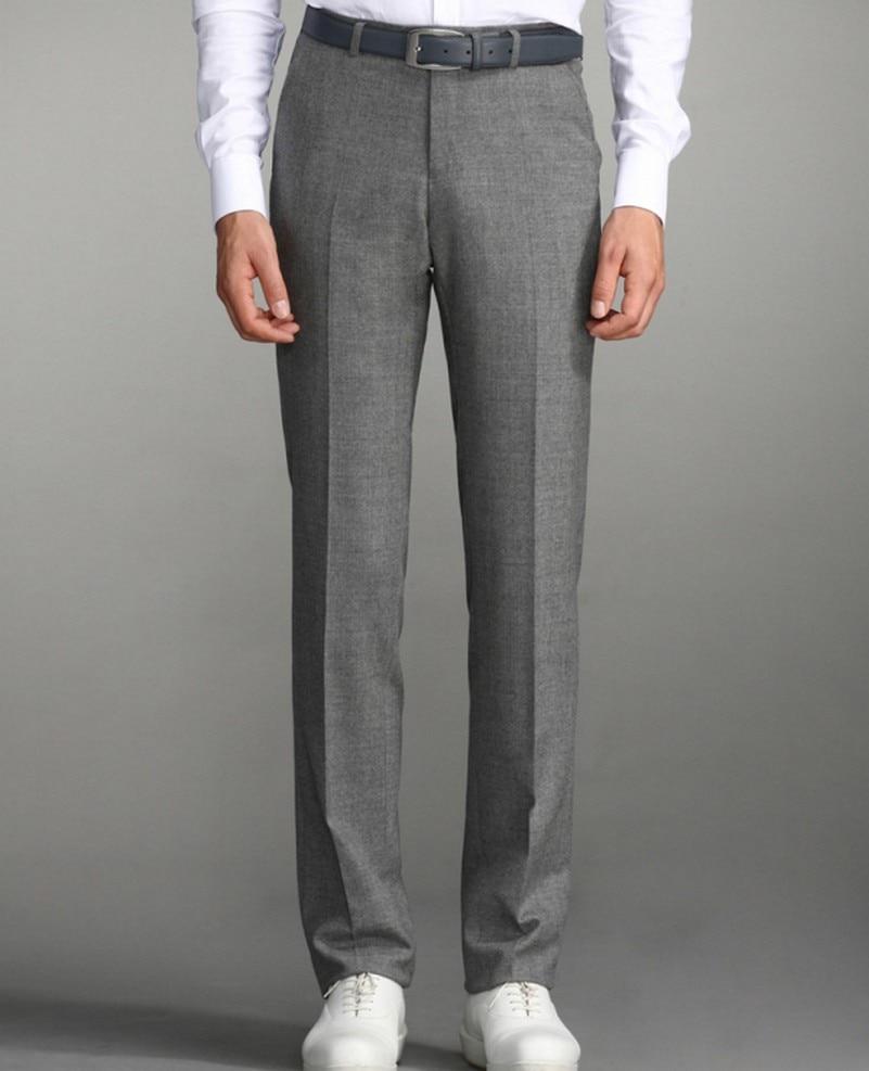 Besplatna dostava Formalne zapadne stilu hlače Muška moda tanke - Muška odjeća