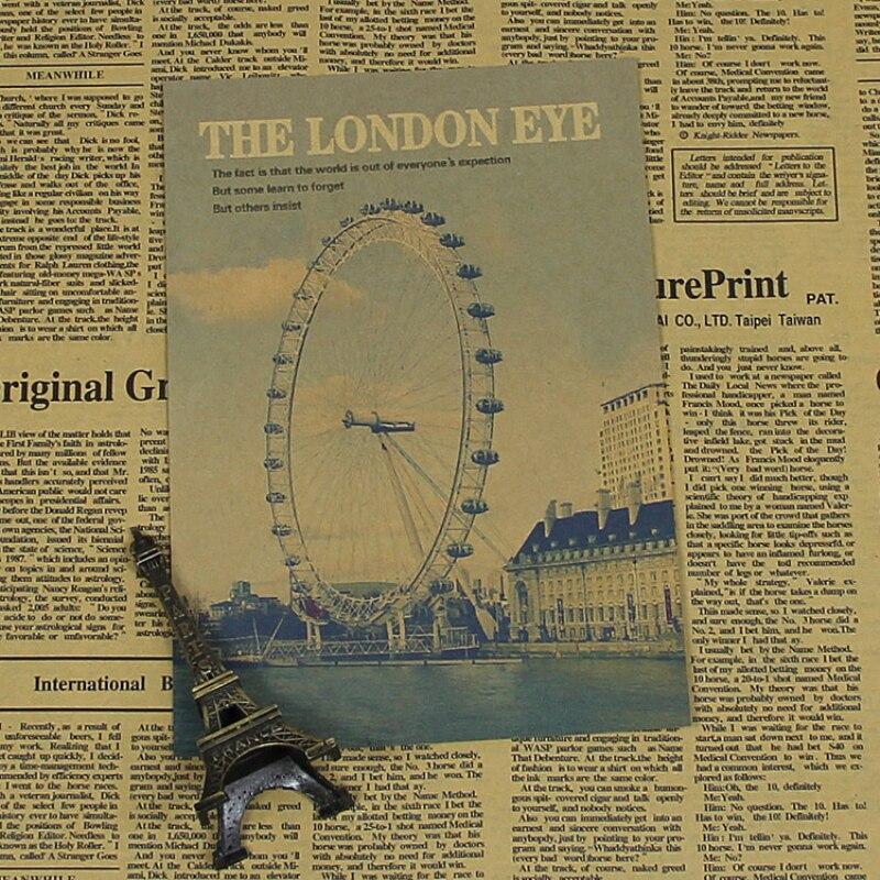 Картинки по запросу лондонский глаз арт