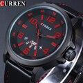 Luxury Brand Military Quartz Watch Men Navy Army Leather Strap Casual Business Wristwatch men Sports Relogio Masculino