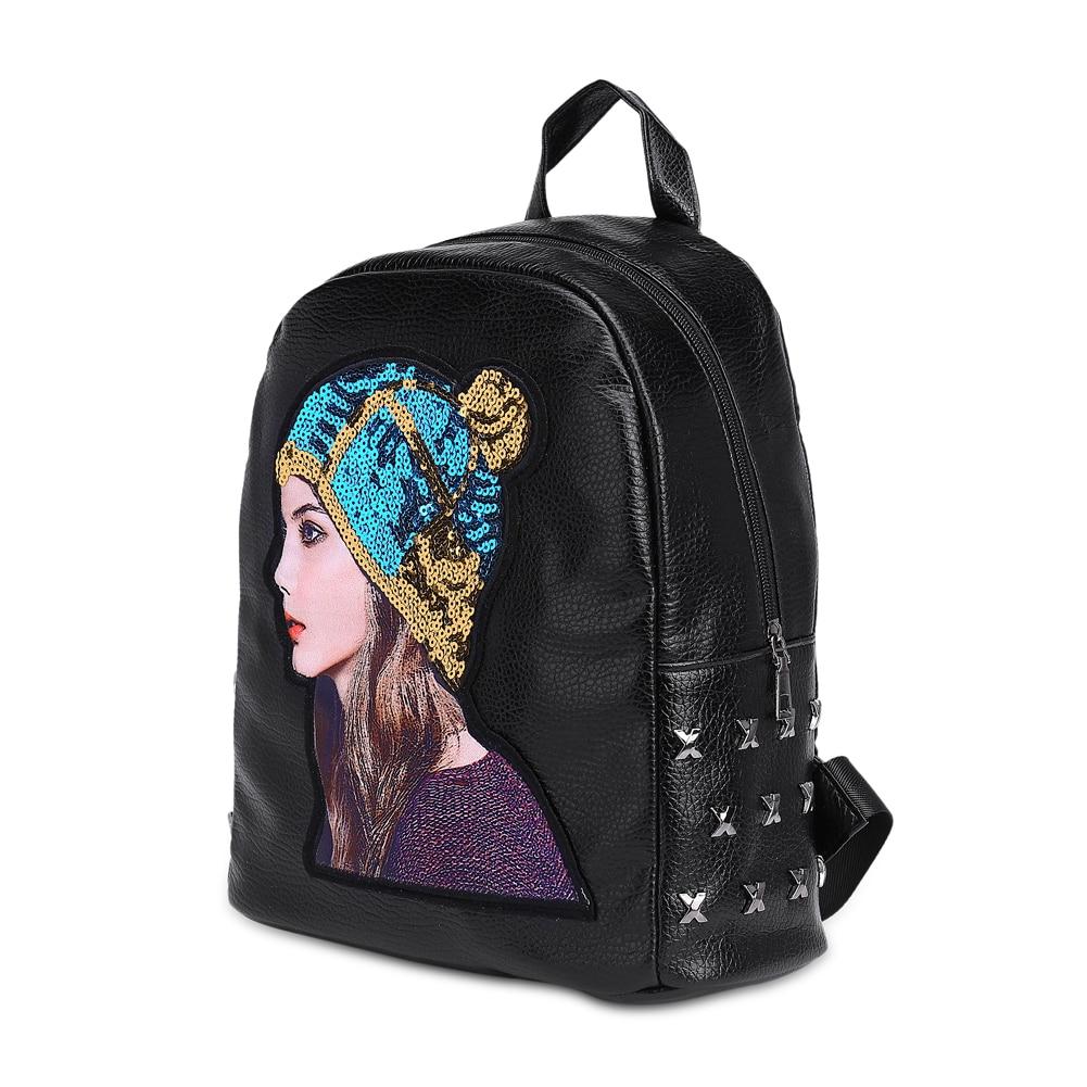 viagem lona mochila escola sacolas Material do Forro : Poliéster