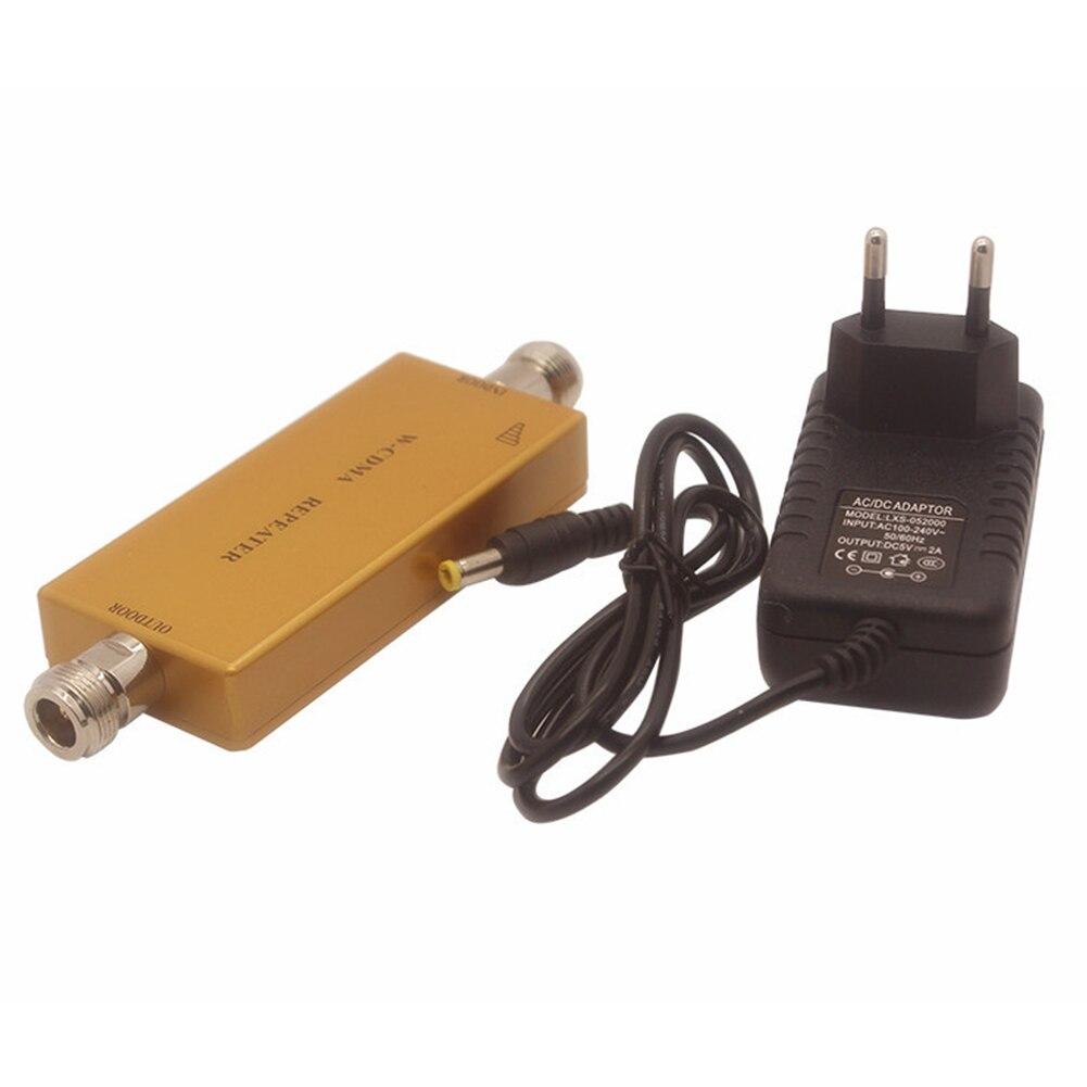 W-CMDA amplificateur de Signal Umts Mini Booster téléphone Portable Durable 2100 MHZ 3G répéteur Portable avec antenne multi-usage intérieur