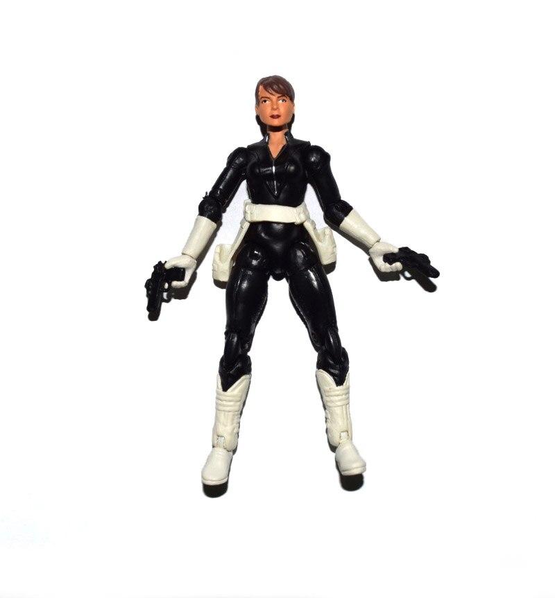 "Marvel Universe Punisher Fury Files 3.75/"" Loose Action Figure"