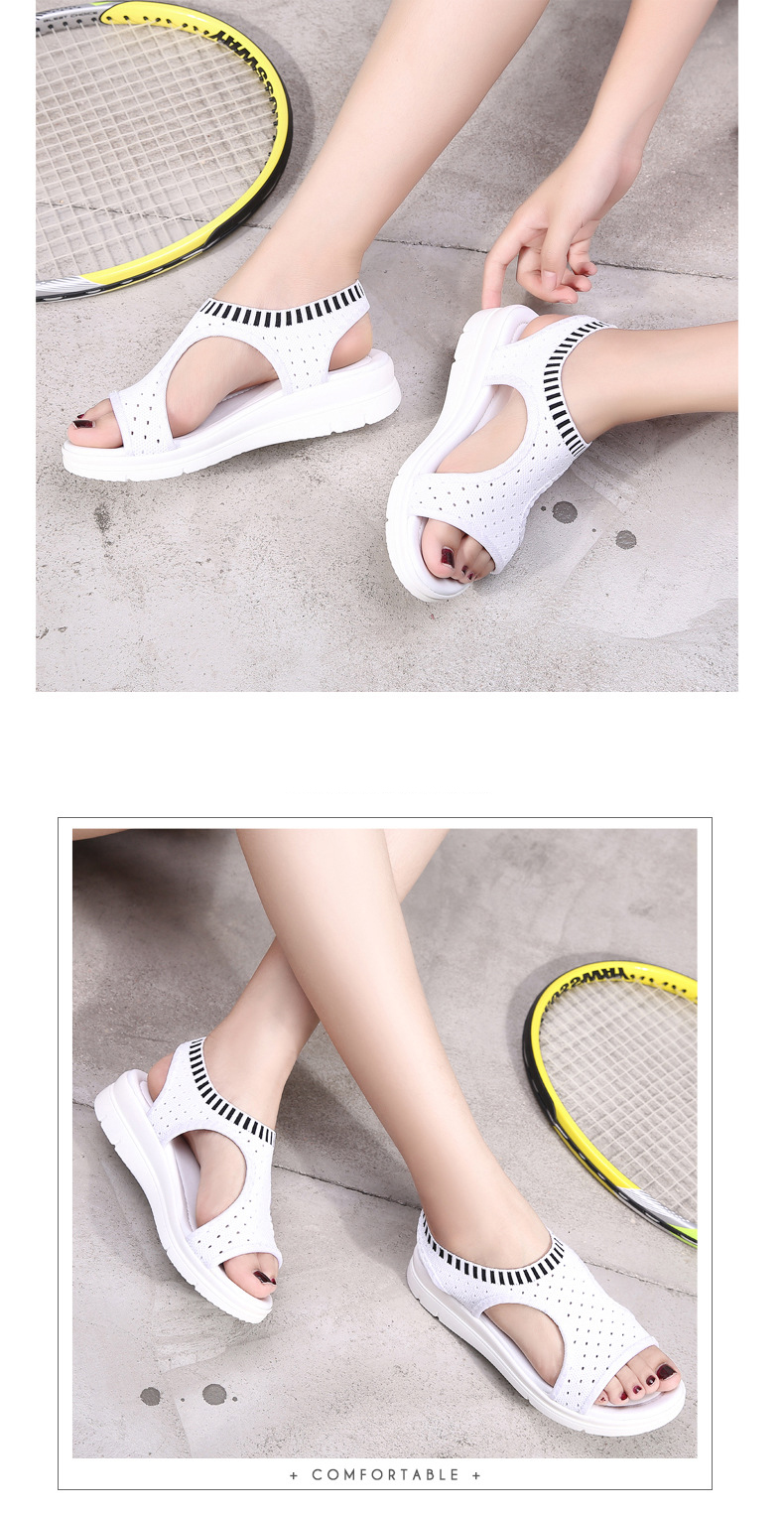 HTB1IUm1x7yWBuNjy0Fpq6yssXXaZ MLANXEUE Fashion Women Sandals For 2019 Breathable Comfort Shopping Ladies Walking Shoes Summer Platform Black Sandal Shoes
