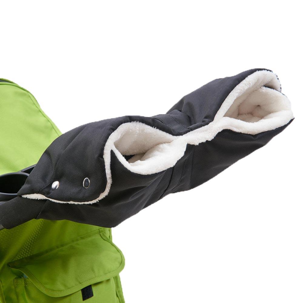 Mummy Stroller Warmer Gloves Pushchair Hand Muff Windtight W