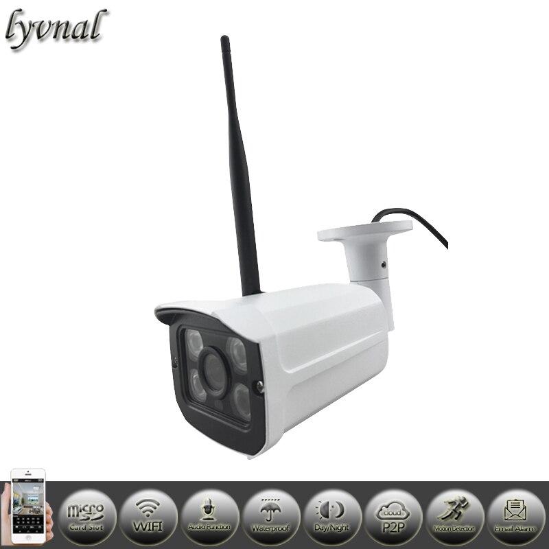 bilder für Sony323 Drahtlose ip-kamera SD/TF Slot 1080 P Ip-kamera wifi überwachungskamera 960 p 720 p onvif P2P phone remote view