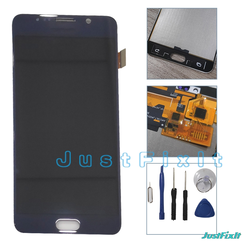 100% Test Good Working For Samsung Galaxy Note 5 N920 N920F LCD Display With Touch Screen Digitizer Assembly Replacement Parts