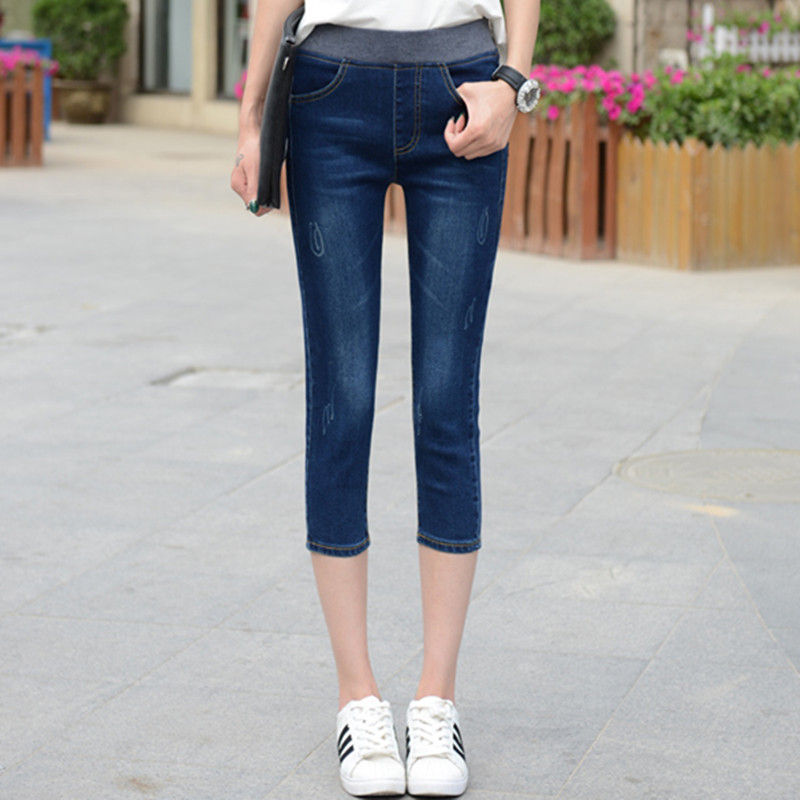 Online Get Cheap Denim Capris for Women -Aliexpress.com | Alibaba ...