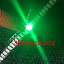 1000 шт. 5730/5630 SMD Зеленый светодиодный светильник светодиод SMD светодиодный 5730 зеленый поверхностный монтаж светодиодный 520-575NM 2,0-3,6 V Ultra Birght светодиодный