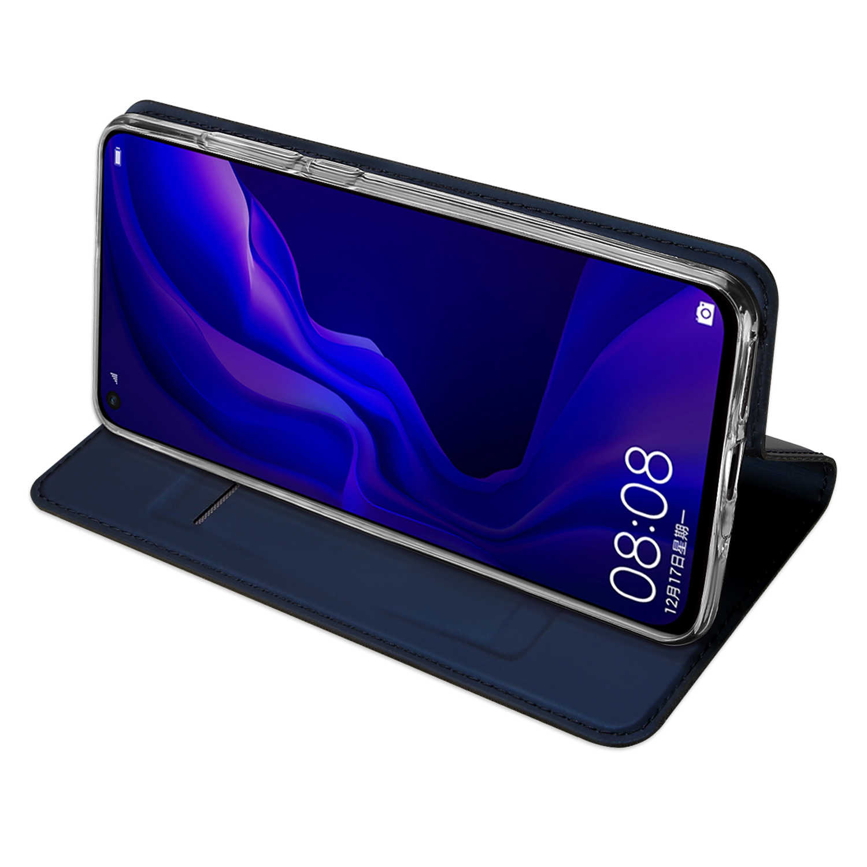 Роскошный Флип PU кожаный бумажник-книжка для huawei nova 4 Высокая версия Чехол nova 4 стандартная версия Футляр для телефона Hoesjes 6,4 дюймов