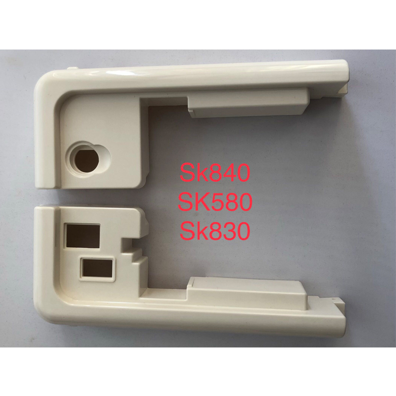 1pair Plastic Machine side case Spare part for Silver reed knitting machine SK830 SK840 SK580
