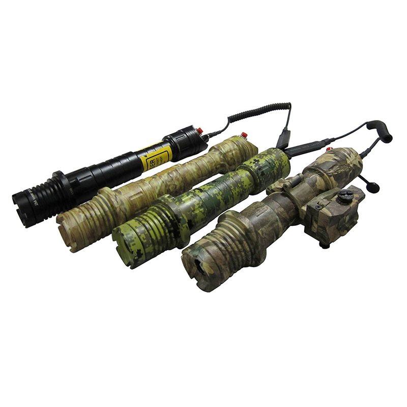 Laserspeed Subzero 100mw AK 74 Green Laser Designator for hunting