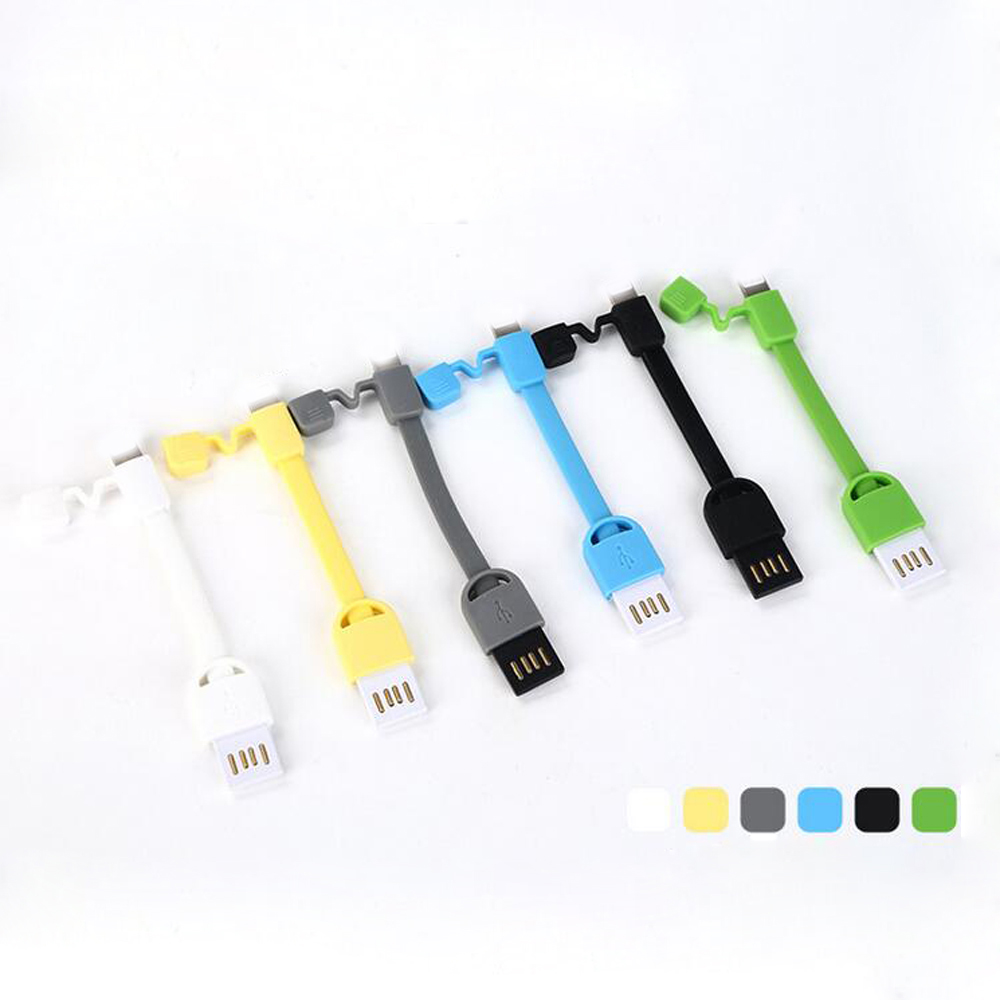 Mobile Phone Accessories Multi Usb Charger Cable For Iphone Xiaomi Haiwei For Lighting Charger Cable Keychain Accessory Portable Charging Sync Data Cord Great Varieties Mobile Phone Chargers