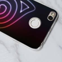 Naruto Konoha logo Phone Case for Xiaomi Mi Redmi Phones (15 styles)