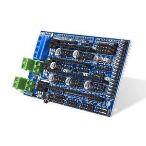 Image 5 - 3D Printer Controller Kit Mega 2560 Uno R3 Starter Kits+RAMPS 1.6+5Pcs DRV8825 Stepper Motor Driver + LCD 12864 Reprap