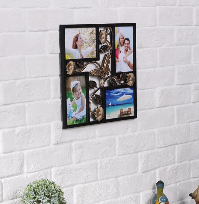 SUFEILE familienbilderrahmen Europäischen kreative hochzeit foto ...