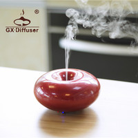 GX Diffuser Mini Electric Air Humidifier Aromatherapy Aroma Diffuser Household Essential Oil Diffuser Mist Maker Fogger