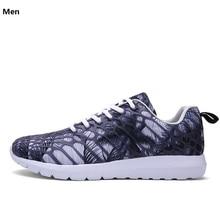 Men's Air mesh casual shoes Men EVA shoes Printed fashion movement leisure shoes Camouflage shoes Y-01