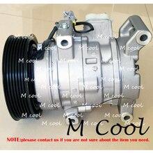 New Ac Compressor For  TOYOTA HILUX INNOVA  For Toyota Hilux Compressor 4472608040 4472608040 883100K122 883200K100 2473003850 yaopei new 28551 0t010 modulo central eletrica for 2015 toyota hilux 28436027