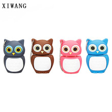 XIWANG cute cartoon owl series USB storage drive USB 2.0 4GB 8GB 16GB 32GB 64GB high speed usb3.0 flash stick gift free shipping