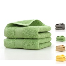100% Egyptian Cotton Towel Set Luxury Super Soft Family Guest Hotel Towel Bale Set Absorbent and Quick Dry Bath Sheet Towel