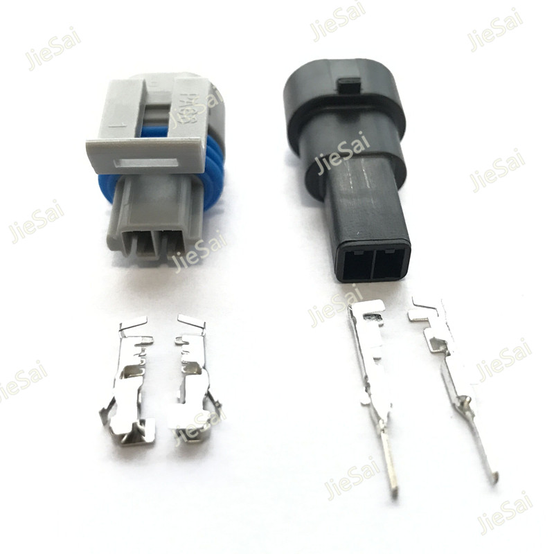 12162197 GM TPS 2 Pin Automotive Connector Waterproof Electrical ...