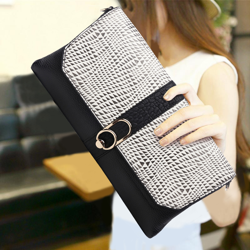 High Quality Hand Bag Female Cowhide Genuine Leather Women Cover Clutch Bag Banquet Envelope Bag Lady Mini Wristlet Shoulder Bag cowhide genuine leather diamonds lady hand bag small shoulder envelope messenger women clutch bag luxury banquet lady chain bags