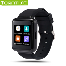 Torntisc q1 android smart watch telefon mtk6580 herzfrequenzmessung smartwatch gps wifi 512 mb + 4 gb speicher