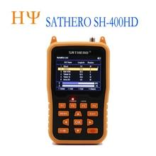 Sathero SH 400HD 3.5 cal ekran LCD DVB S2 wizjer satelitarny Sathero 400HD lepiej niż satlink ws 6916 ws 6933 ws 6960 v8 finde