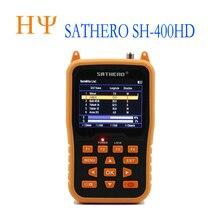 Sathero SH 400HD 3,5 inch LCD Screen DVB S2 Satellite Finder Sathero 400HD besser als satlink ws 6916 ws 6933 ws 6960 v8 finde