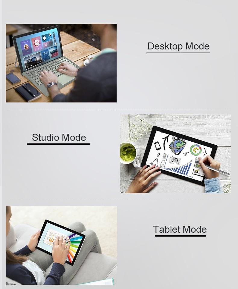 Jumper EZpad Go 2 in 1 Tablet PC 11.6 inch IPS Display windows tablet (10)