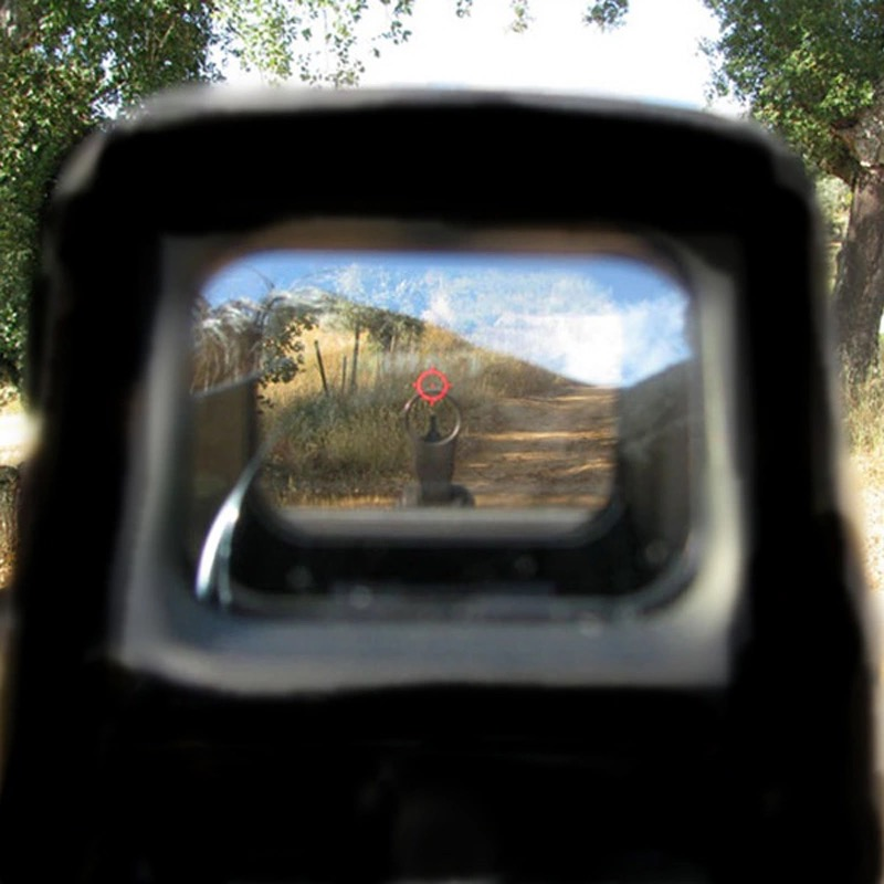 DREAMY ANT Red Green Dot Sight Scope Hunting With 20mm Mount 551 552 553 Holographic Reflex Sight Riflescope