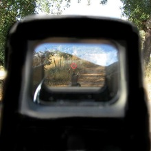 DREAMY ANT Red Green Dot Sight Scope Hunting With 20mm Mount 551 552 553 Hologra
