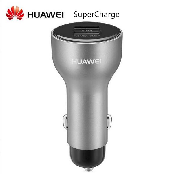 Original Huawei 4.5V/5A, 5V/4.5A SuperCharge Car Charger + 1M 5A Type C Quick Charge Cable For Huawei XIAOMI Samsung