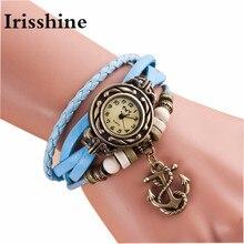 Irisshine B0856 brand luxury Lady girl Women watch gift New