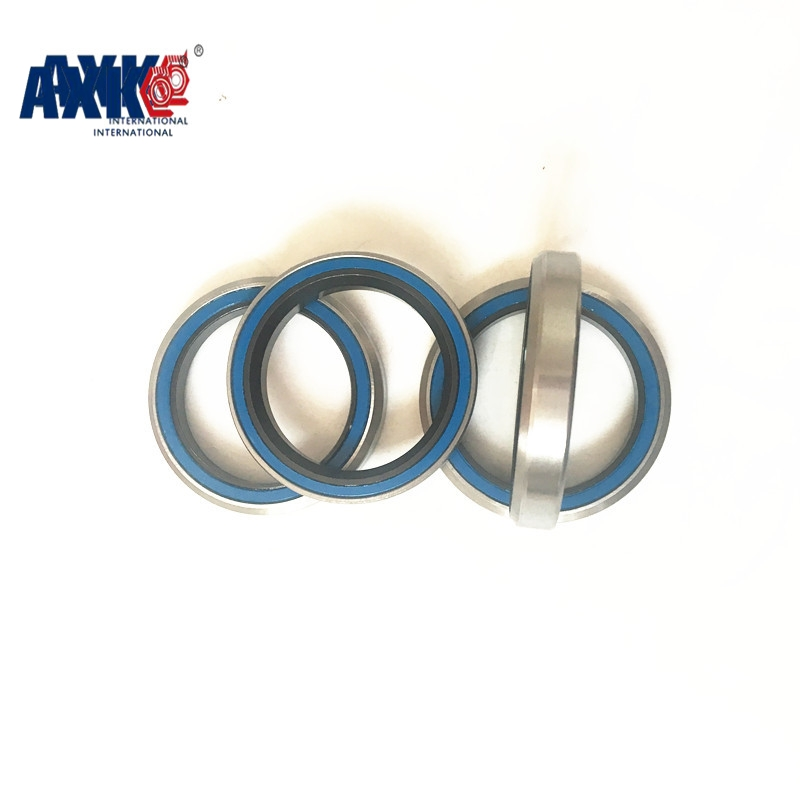 5 pc/lot  ACB4052 MH-P16 TH-070  40*52*7 40 mm bore size 50 OD  45/45  2RS double seal headset bearing for bicycle 1 1 2 1 5 38 1mm bicycle headset bearing mh p16 acb4052 th 070 40x52x7mm 45 45 repair bearing