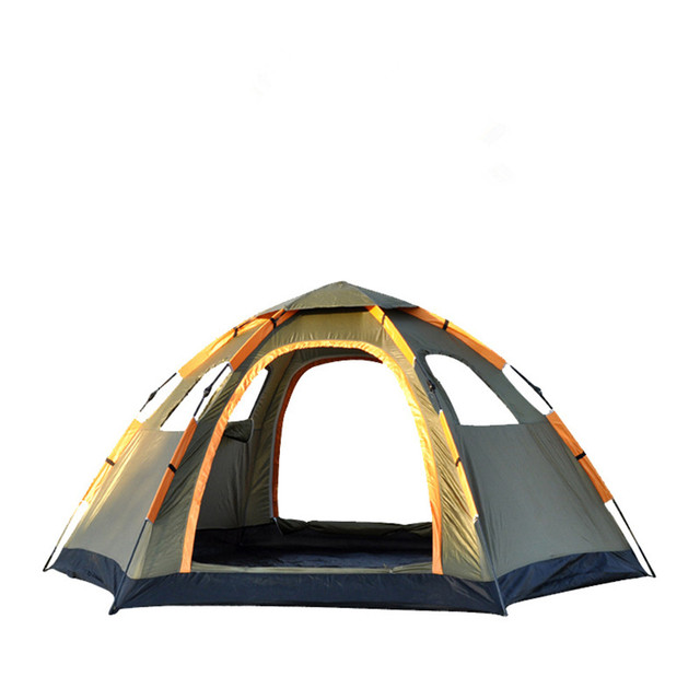 Wnnideo Instant Family Tent 6 Person Large Automatic Pop Up Tents Waterproof for Outdoor Sports C&ing  sc 1 st  AliExpress.com & Wnnideo Instant Family Tent 6 Person Large Automatic Pop Up Tents ...
