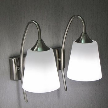 Simple and stylish modern corridor two wall lamp mirror front lamp bedside lamp aisle lights lamps bedroom den shipping