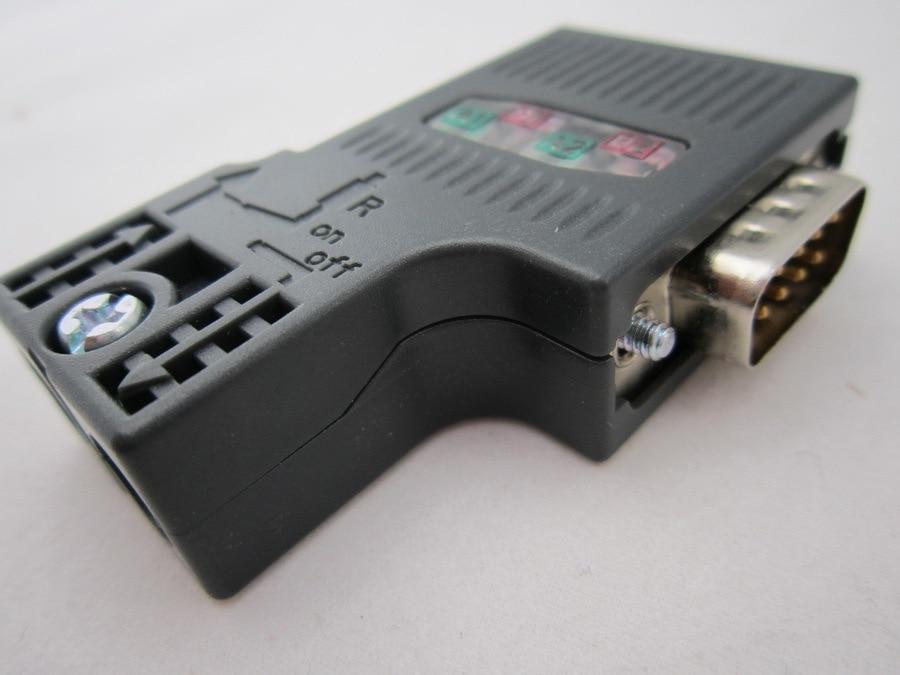 NEW! Compatible 6ES7972-0BA52-0XA0 , 6ES7 972-0BA542-0XA0 , 6ES79720BA520XA0 PROFIBUS Connector New ,Free Shipping sitemap 471 xml