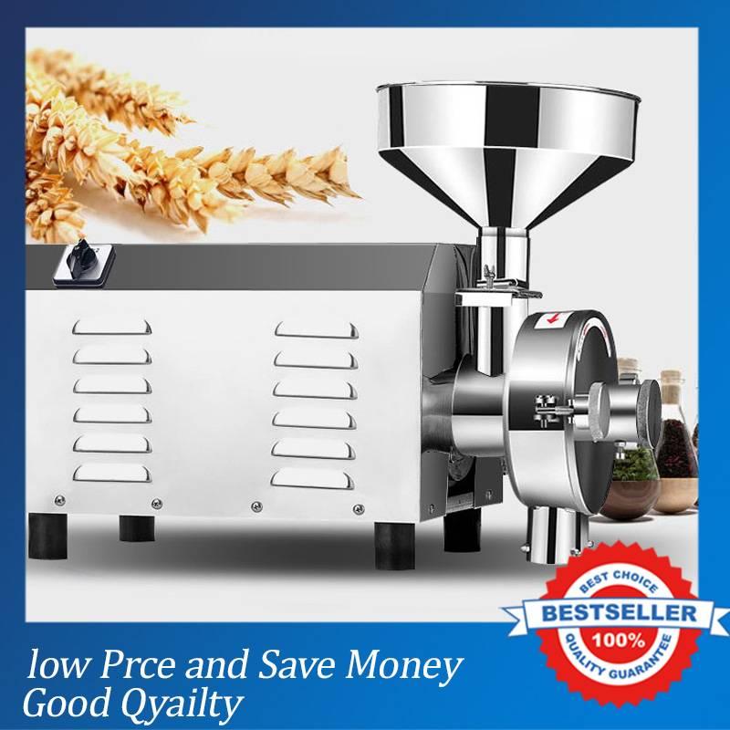 Amoladora grande de la medicina china del polvo de la máquina 1.8KW - Cocina, comedor y bar